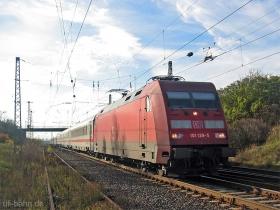 DB AG |101 129-5 | Ingelheim | 15.11.2006 | (c) Uli Kutting