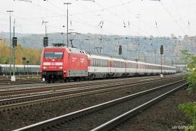 DB AG | 101 137-8 | Koblenz-Lützel | 30.10.2015 | (c) Uli Kutting