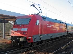 DB AG |101 140-2 | Gotha Hbf | 26.12.2006 | (c) Uli Kutting