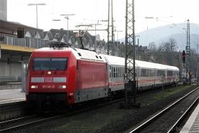 DB AG | 101 141-0 | Koblenz Hbf | 18.1.2015 | (c) Uli Kutting