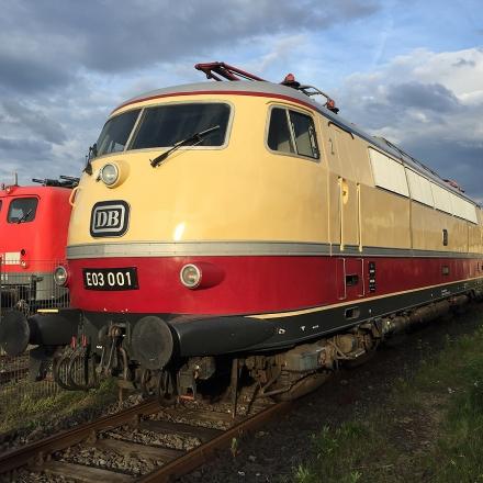 DB | E03 001 | Lr 91341 | DB Museum Koblenz | 28.05.2015 | (c) Uli Kutting