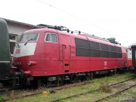 DB | 103 101-2 | Darmstadt-Kranichstein | 17.09.2006 | (c) Uli Kutting