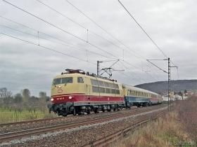 DB | 103 184-8 | 79856 | Gau-Algesheim | 04.02.2007 | (c) Uli Kutting