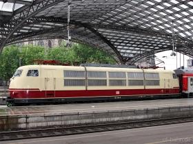 DB | 103 184-8 | Köln Hbf | - |  (c) Uli Kutting