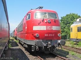 "DB | 103 233-3 | ""ROCO"" | DB Museum Koblenz  | 24.06.2006 | (c) Uli Kutting"