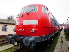 "DB | 103 233-3 | ""ROCO"" | DB Museum Koblenz  | 24.01.2015 | (c) Uli Kutting"