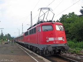 DB | 110 404-1 | Niederlahnstein | 5.08.2006 | (c) Uli Kutting