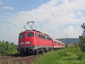 DB | 110 432-2 | Gau-Algesheim | 7.10.2006 | (c) Uli Kutting