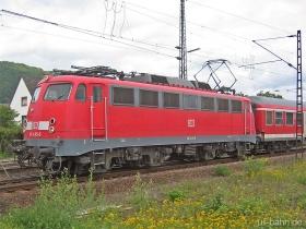 DB | 110 435-5 | Niederlahnstein | 22.06.2006 | (c) Uli Kutting