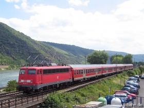 DB | 110 440-5 | Oberwesel | 22.06.2006 | (c) Uli Kutting