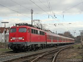DB | 110 456-1 | Wiesbaden-Biebrich | 2.03.2007 | (c) Uli Kutting