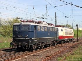 DB | E10 121 | 103 184-8 | Ingelheim | 16.04.2007 | (c) Uli Kutting