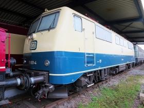DB  | 111 001-4 | DB Museum Koblenz | 24.01.2015 | (c) Uli Kutting