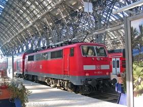 DB AG | 111 059-2 | Frankfurt Hbf | 25.01.2007 | (c) Uli Kutting