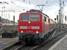 DB AG | 111 094-9 | Frankfurt Hbf | 7.02.2007 | (c) Uli Kutting