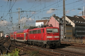 DB AG | 111 121 | Köln Hbf | 29.10.2015 | (c) Uli Kutting