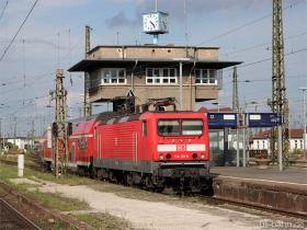 DB AG | 114 101-9 | Leipzig Hbf | 23.08.2008 | (c) Uli Kutting