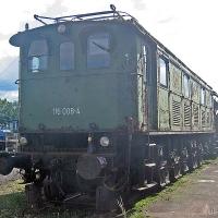 BR 116 / E16 - DB / DR