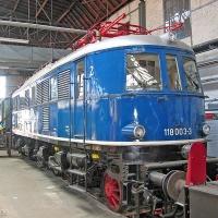 BR 118 / E18 DB / DR