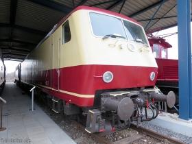 DB | 120 004-7 | DB Museum Koblenz | 24.01.2015 | (c) Uli Kutting