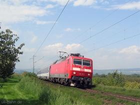 DB AG | 120 101-1 | Gau-Algesheim | 7.09.2006 | (c) Uli Kutting