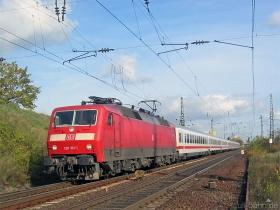 DB AG | 120 101-1 | Gau-Algesheim | 10.11.2006 | (c) Uli Kutting