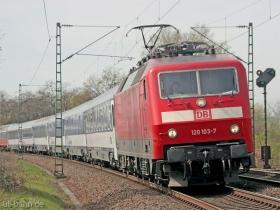 DB AG | 120 103-7 | Ingelheim | 5.04.2007 | (c) Uli Kutting