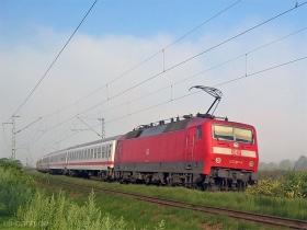 DB | 120 107-8 | Gau-Algesheim | 21.09.2006 | (c) Uli Kutting