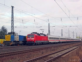 DB AG | 120 109-4 | Gau-Algesheim | 12.01.2007 | (c) Uli Kutting