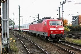 DB AG | 120 119-3 | Köln Hbf | 29.10.2015 | (c) Uli Kutting
