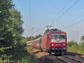 DB AG | 120 155-7 | Ingelheim | 7.09.2006| (c) Uli Kutting