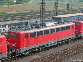 DB | 139 132-5 | Mainz-Bischofsheim | 10.10.2006 | (c) Uli Kutting