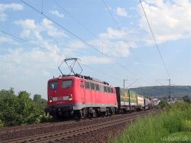 DB AG | 140 162-9 | Gau-Algesheim | 7.09.2006 | (c) Uli Kutting