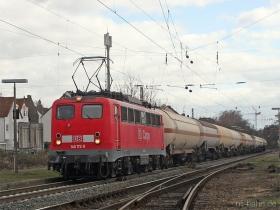 DB AG | 140 172-8 | Wiesbaden-Biebrich | 2.03.2007 | (c) Uli Kutting