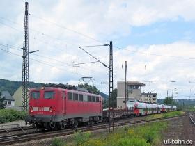 DB AG | 140 378-1 | Niederlahnstein | 22.06.2006 | (c) Uli Kutting