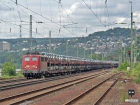 DB AG | 140 378-1 | Ehrenbreitstein | 31.05.2007 | (c) Uli Kutting