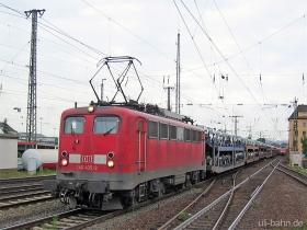 DB AG | 140 435-9 | Koblenz Hbf | 31.05.2006 | (c) Uli Kutting