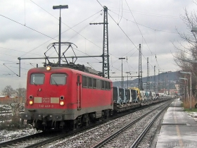 DB AG | 140 443-3 | Bingen | 9.02.2007 | (c) Uli Kutting