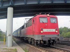DB AG | 140 450-8 | Mainz-Kostheim | 10.10.2006 | (c) Uli Kutting
