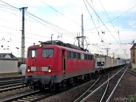DB AG | 140 501-8 | Koblenz Hbf | 27.07.2006 | (c) Uli Kutting