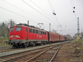 DB AG | 140 585-1 | Wiesbaden-Biebrich | 15.12.2006 | (c) Uli Kutting