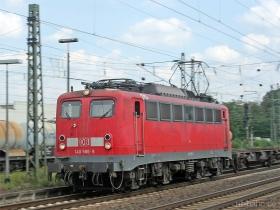 DB AG | 140 586-9 | Neuwied | 14.08.2007 | (c) Uli Kutting