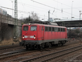 DB AG | 140 612-3 | Hamburg-Harburg | 30.01.2009 | (c) Uli Kutting