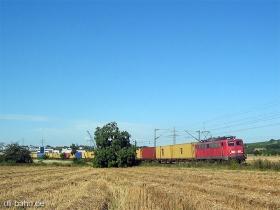 DB AG | 140 799-8 | Walluf | 10.08.2006 | (c) Uli Kutting