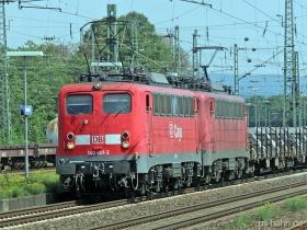 DB AG | 140 801-2 | 140 779-0 | Neuwied | 14.08.2007 | (c) Uli Kutting