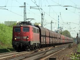 DB AG | 140 821-0 | Gau-Algesheim | 16.04.2007 | (c) Uli Kutting