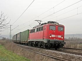 DB AG | 140 828-5 | Gau-Algesheim | 14.02.2007 | (c) Uli Kutting