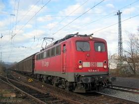 DB AG | 140 834-3 | Wiesbaden-Biebrich | 10.11.2007 | (c) Uli Kutting