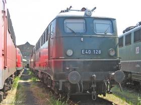 DB | E40 128 | DB Museum Koblenz | 24.06.2006 | (c) Uli Kutting