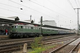 DB | E40 128 | Koblenz Hbf | 18.10.2015 | (c) Uli Kutting